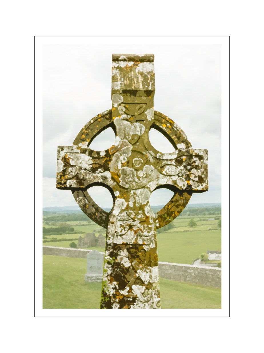 celtic-cross-12x16