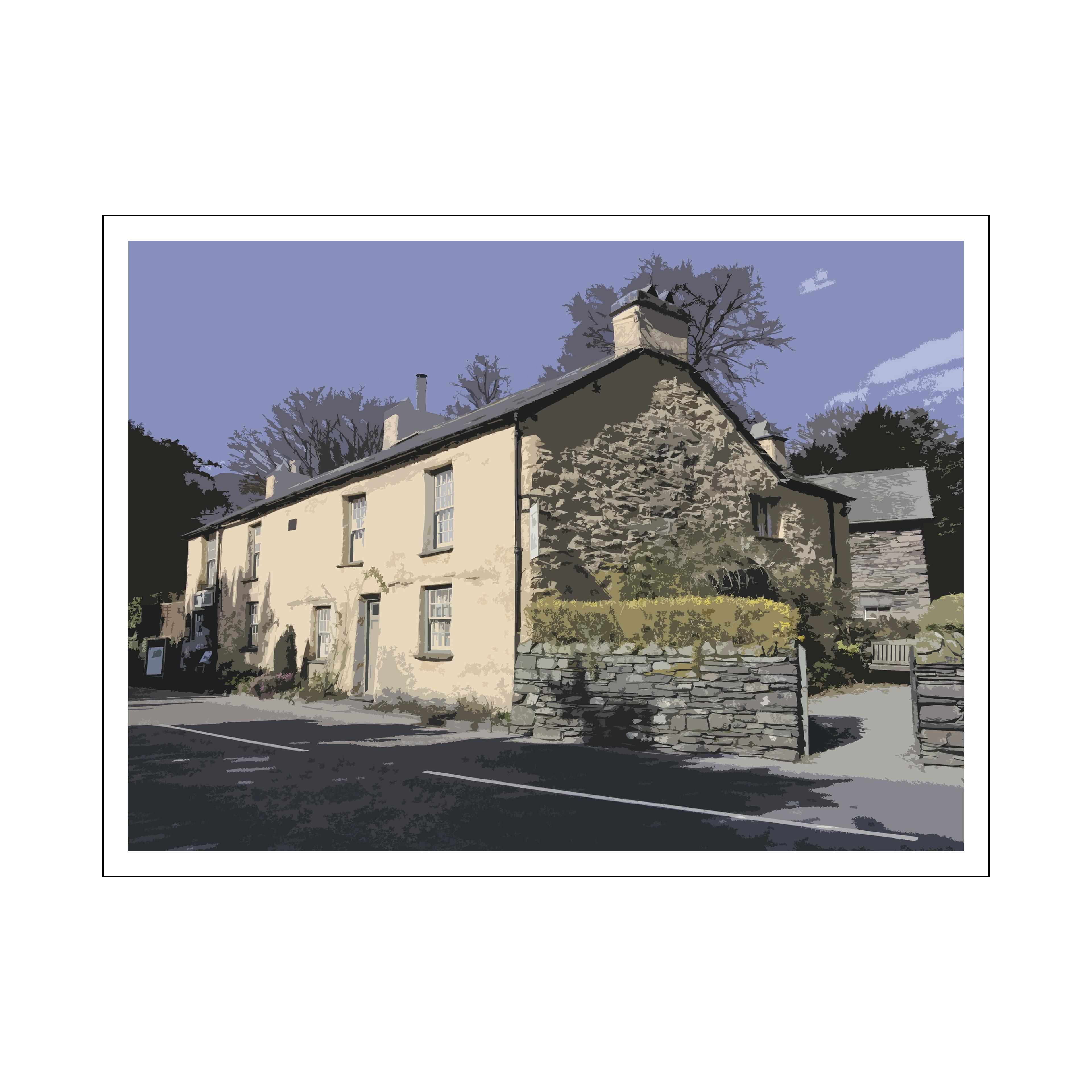 grasmere cottage 16x16
