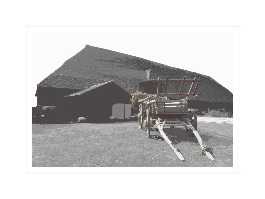 hay wagon v2 12x16