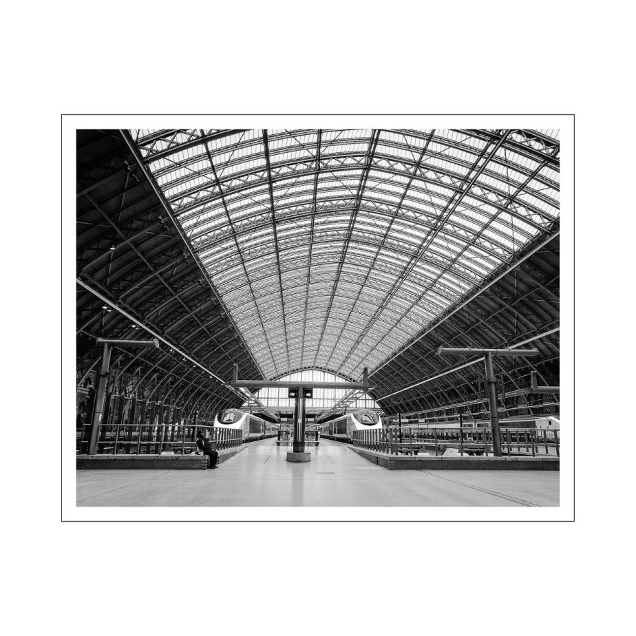 st. pancras station