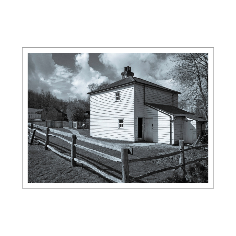 whittakers cottage 16x16