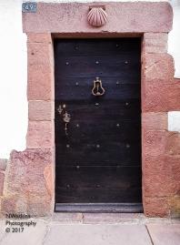 spanish door no. 49