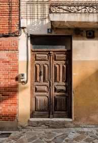 spanish door no. 4