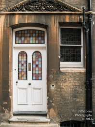 Oxford door no. 10