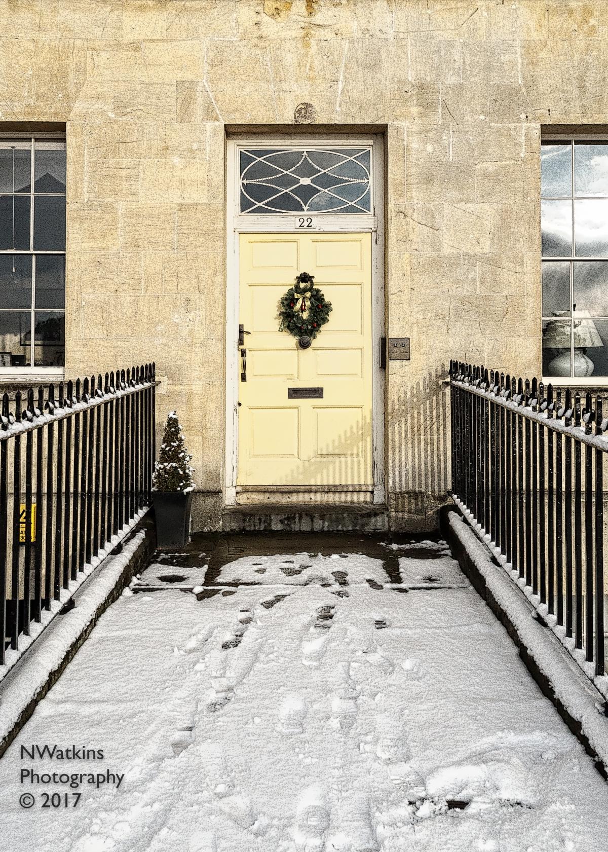 the crescent door 22 cw
