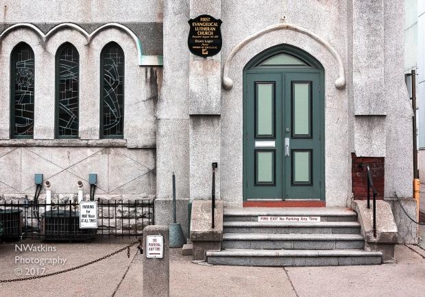 first evangelical lutheran