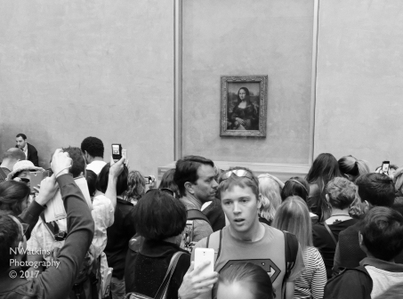 the mona lisa - 2016