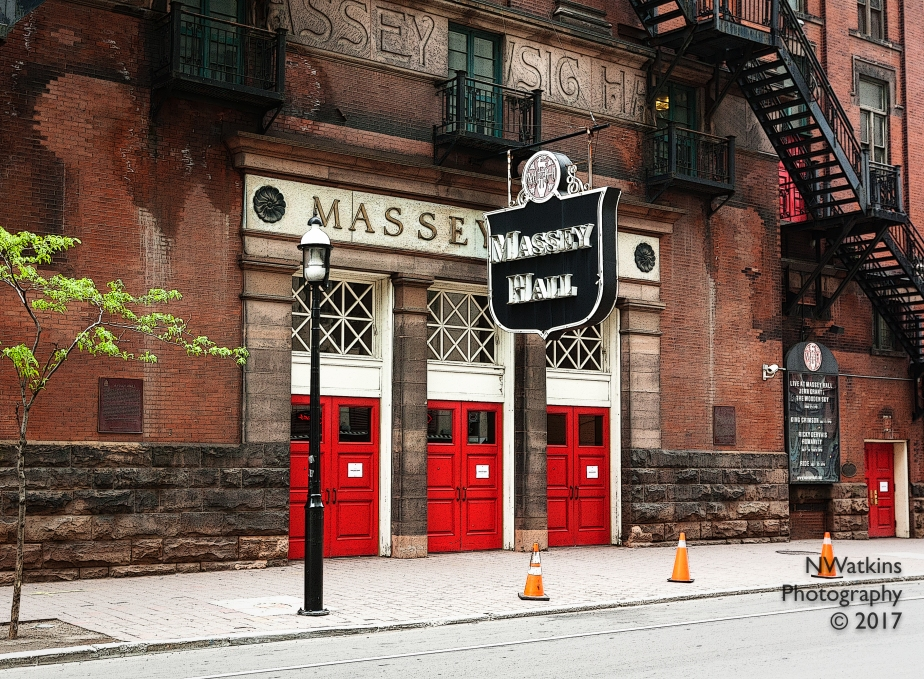 massey hall cw