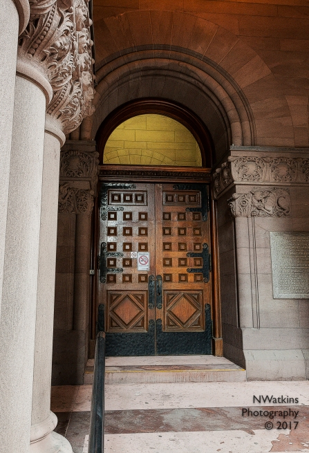 old city hall closed