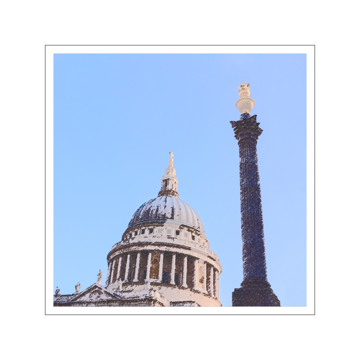st pauls cathedral 16x16