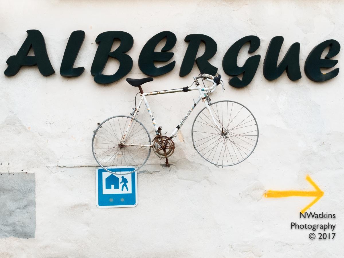 bicycle albergue cw
