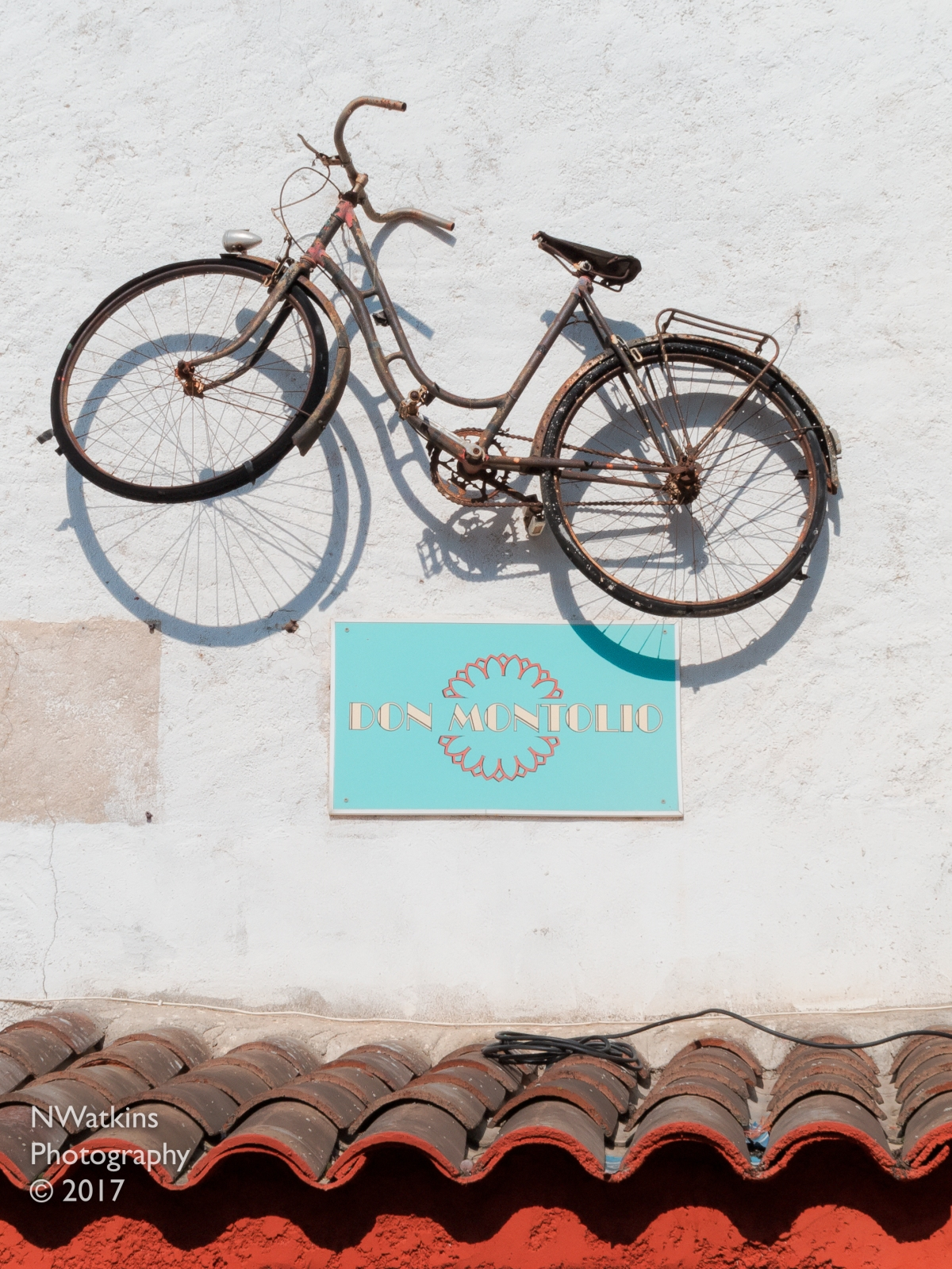 bicycle don montolio cw