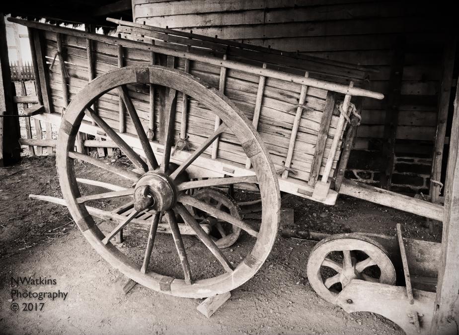 CBWC-Wheels-wagon wheels b_w cw