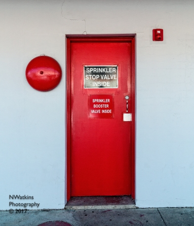 fire protection access