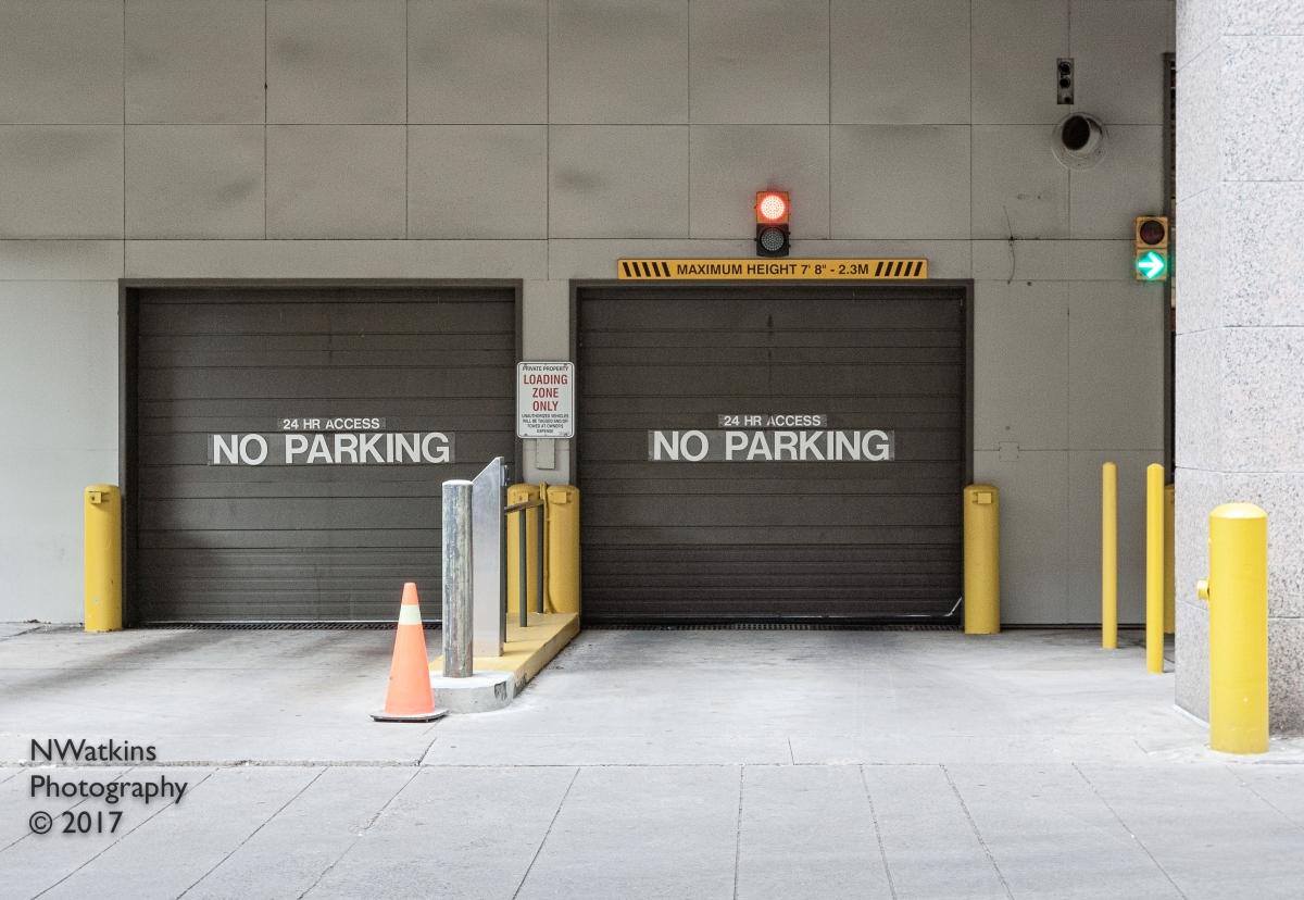 underground parking cw