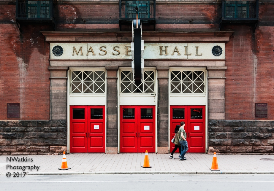 massey hall multiple cw