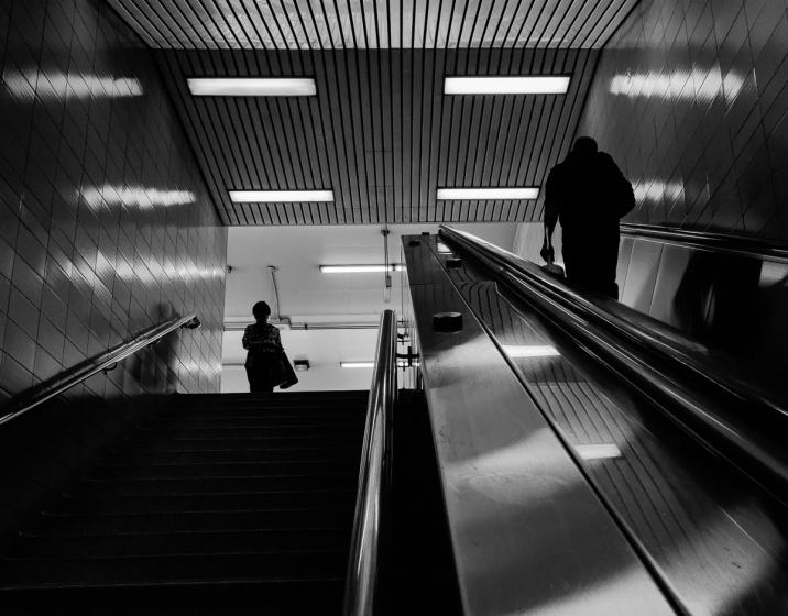 subway entrance