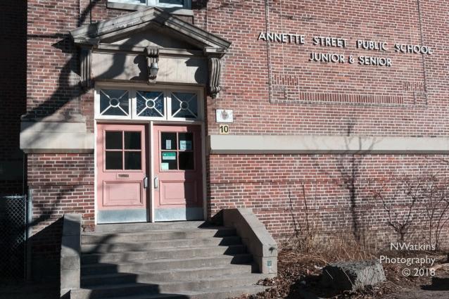 Annette Street School, Toronto