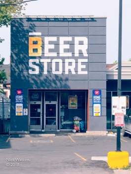 The Beer Store