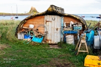 fishing boat shed