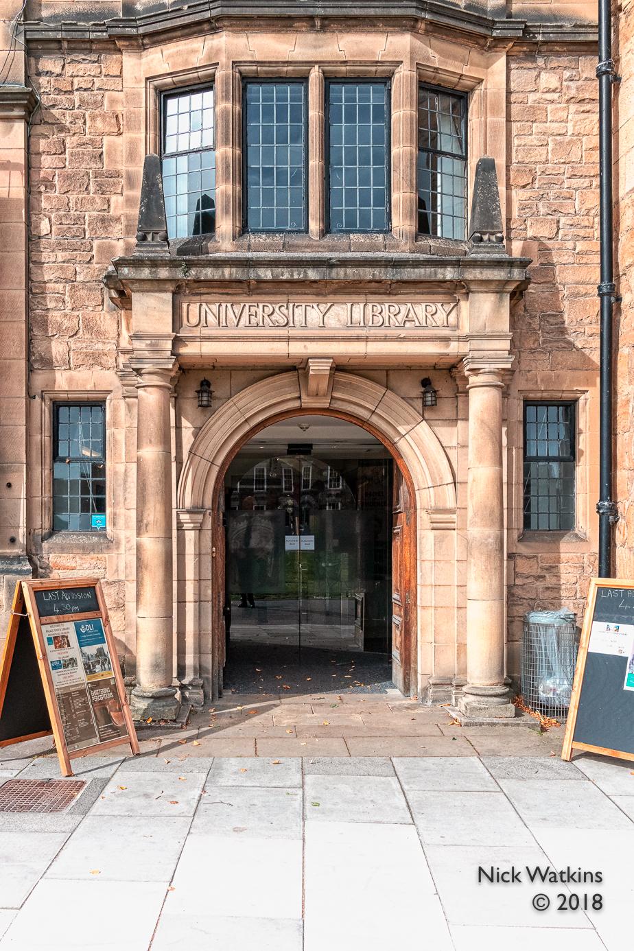 d32-Durham university library cw