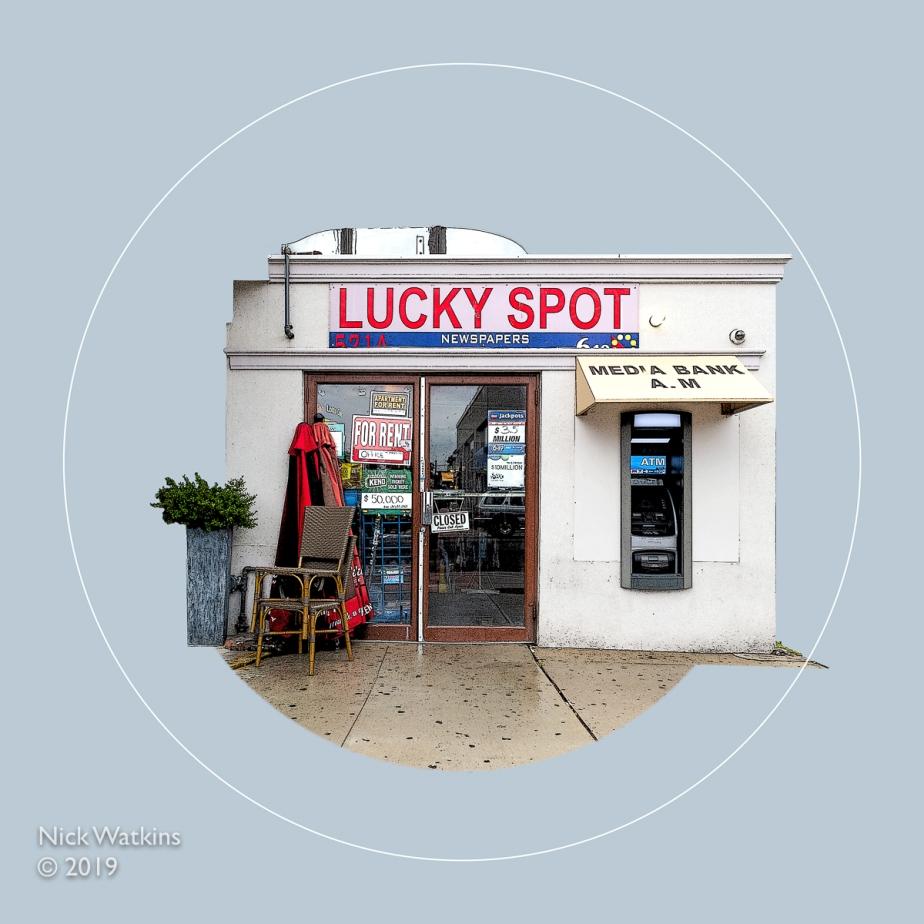 lucky spot cw